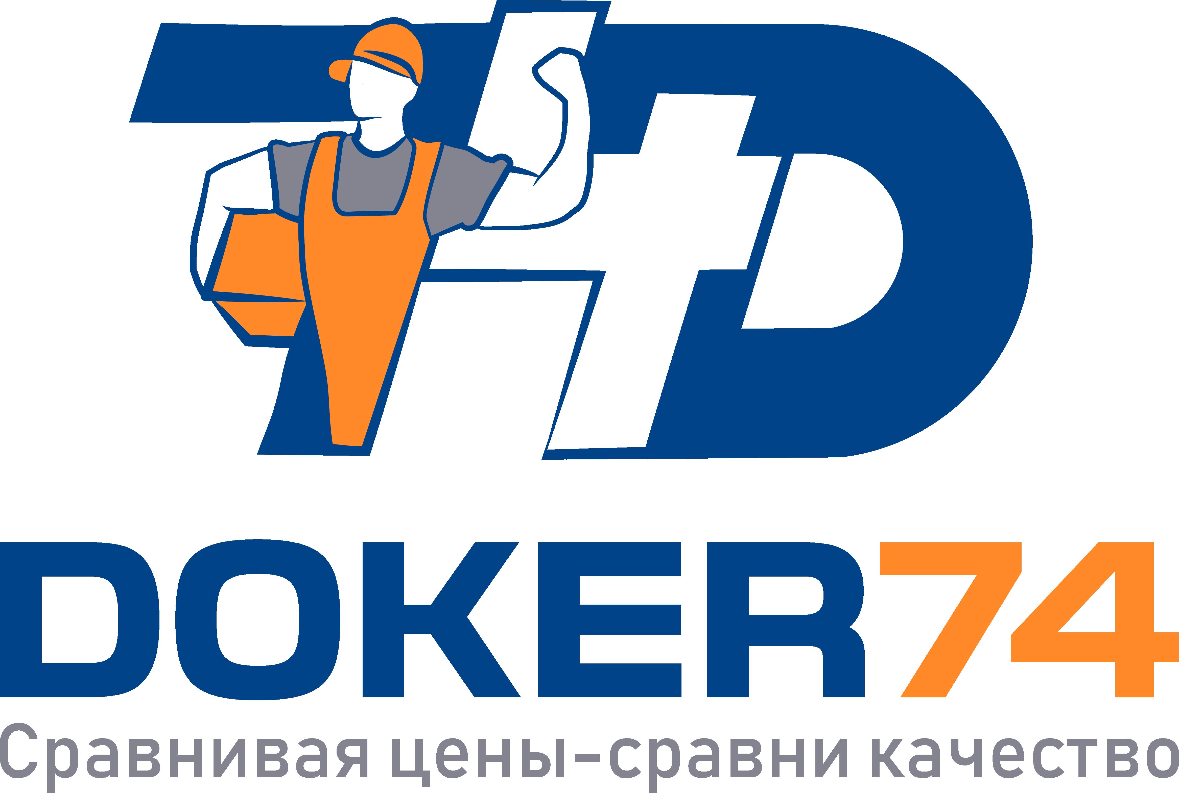логотип компании Doker74.ru